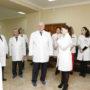Магомед Сулейманов посетил «Республиканский детский реабилитационный центр»